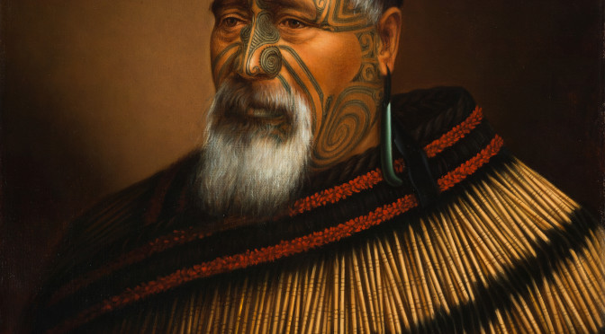 Die Māori Portraits in Berlin