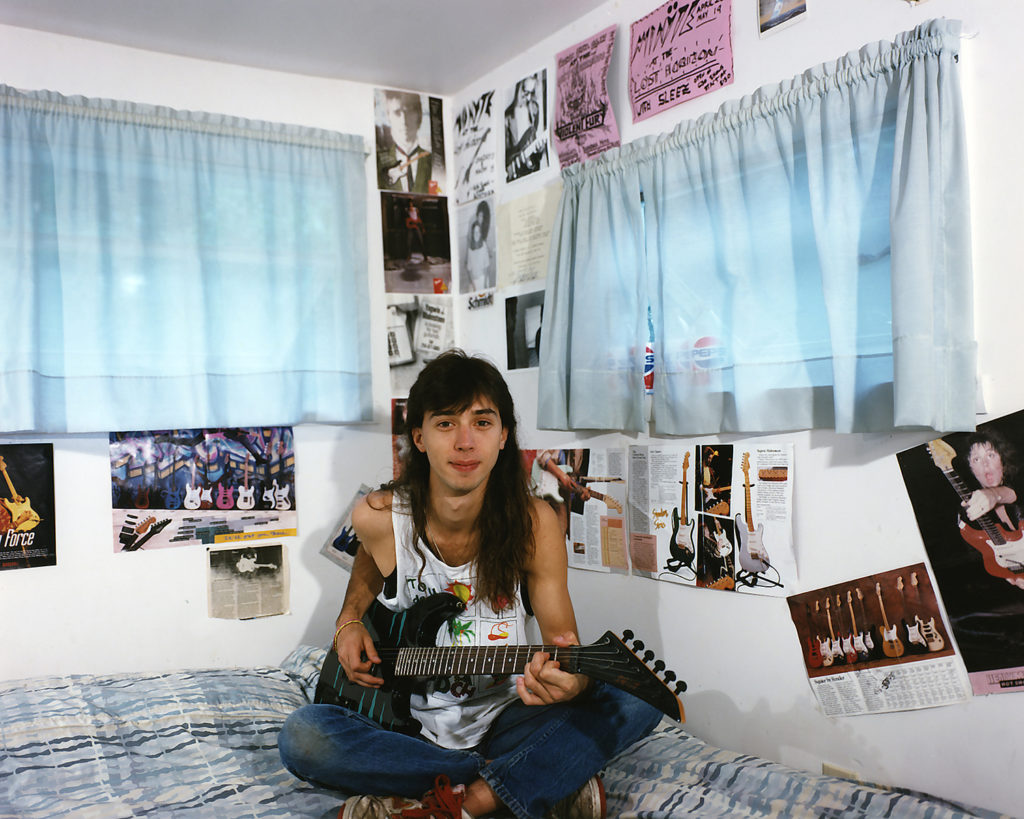 'In my Room: Teenagers in Their Bedrooms', Joe H. / © Adrienne Salinger
