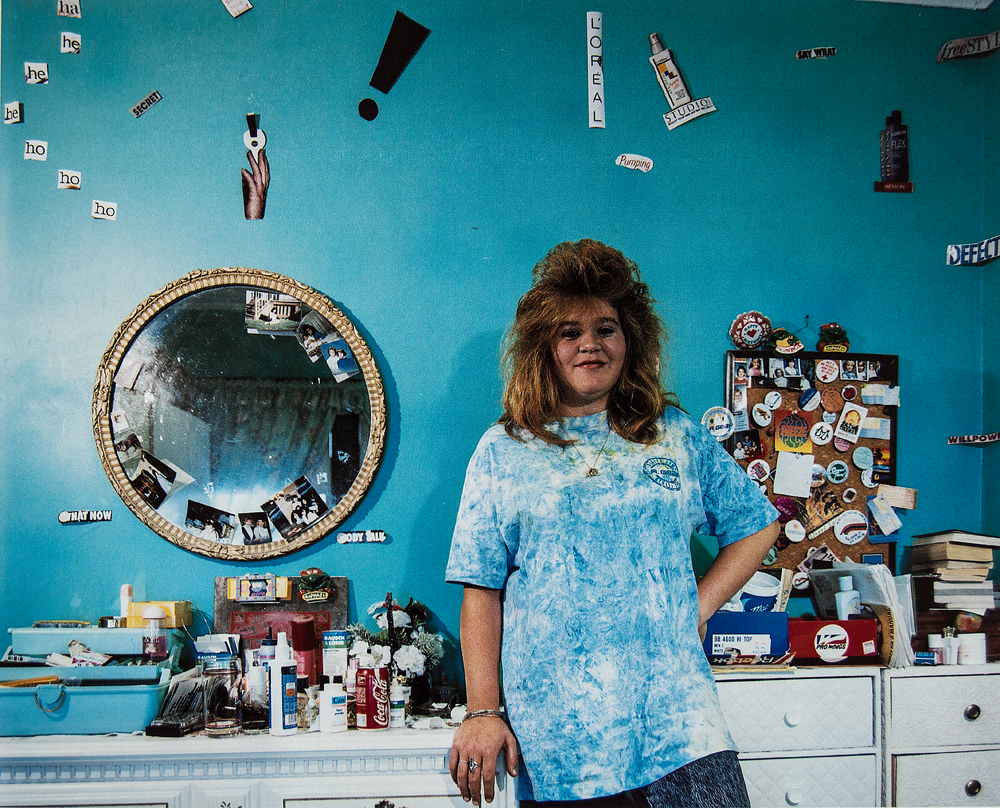 'In my Room: Teenagers in Their Bedrooms', Donna D. / © Adrienne Salinger
