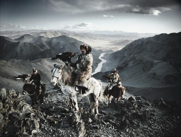 © Before They Pass Away by Jimmy Nelson, Kazakhs, Mongolia,
