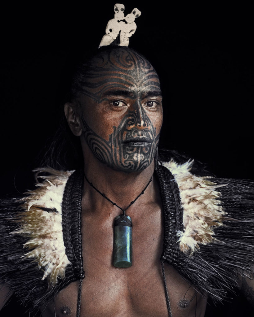 Maori © Jimmy Nelson Pictures