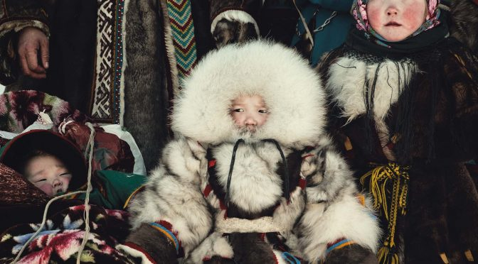 NENETS TRIBE Location: Siberia – Yamal Photographed in 2011. © Jimmy Nelson Pictures