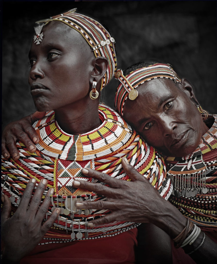 Samburu. © Jimmy Nelson Pictures