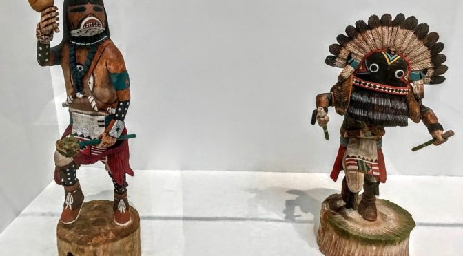 Bean Dance: Hopi Kachina Carvings